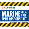 Marine Spill Kit Label 240L