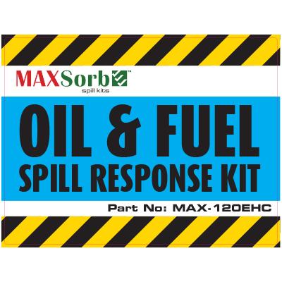 Economy Oil and Fuel Label 120L - WS03500L
