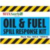 Oil & Fuel Spill Kit Label 120L