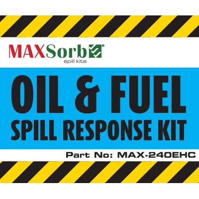 Economy Oil and Fuel Label 240L - WS04500L