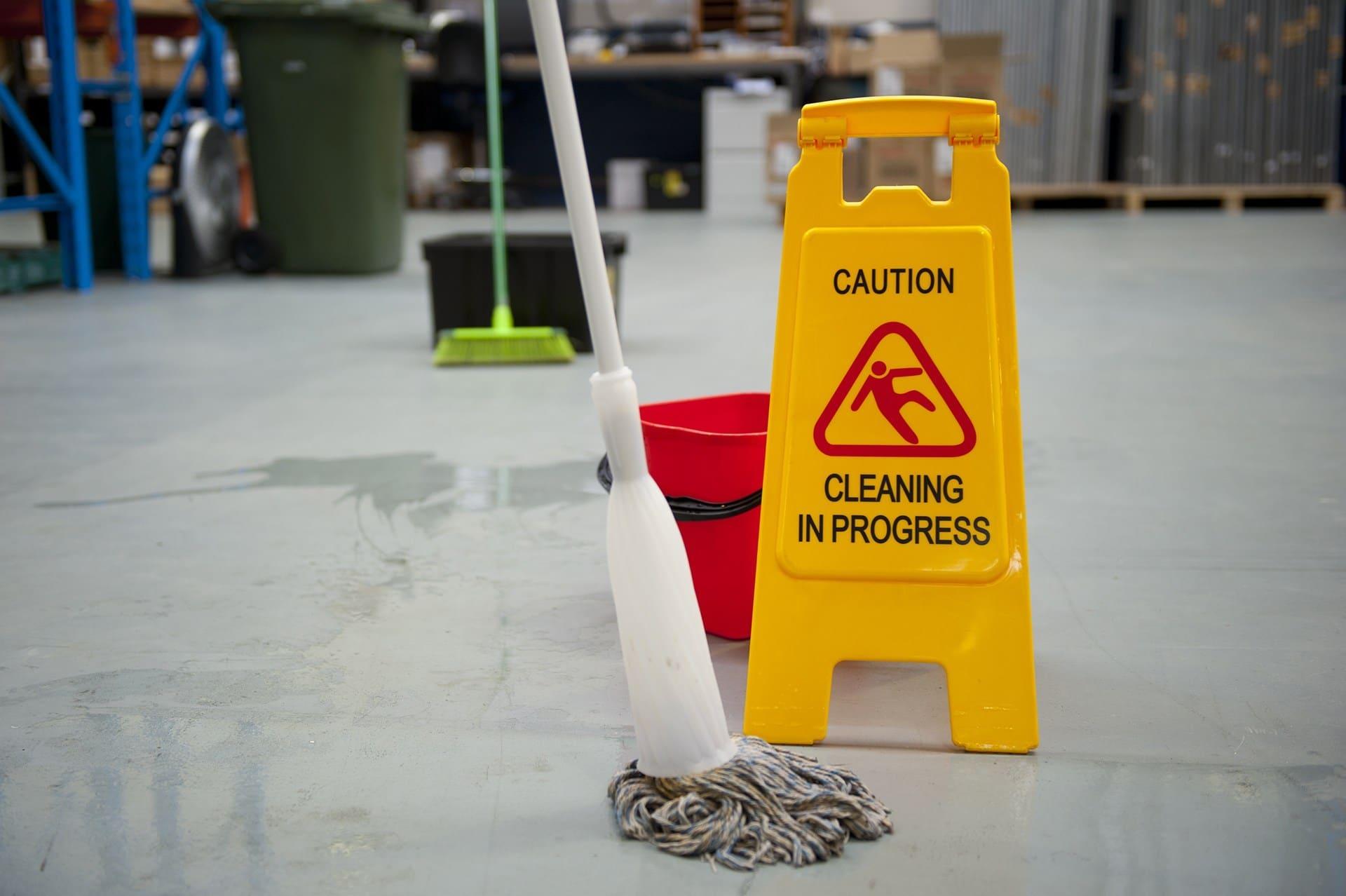 Warehouse Spill