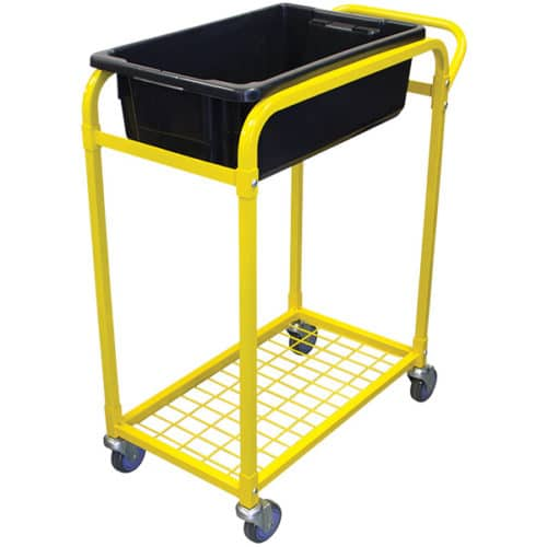 MH39111 - Order Picker Trolley With 32L Tub
