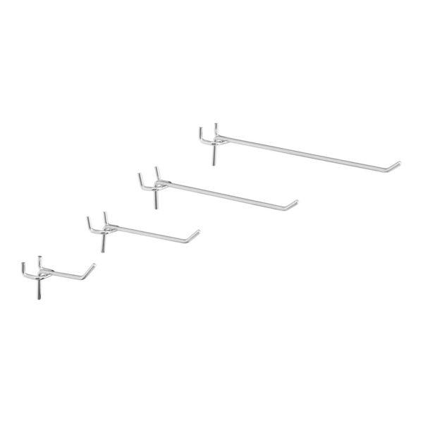 PegBoard Hook 100mm, 150mm, 200mm, 250mm, 300mm
