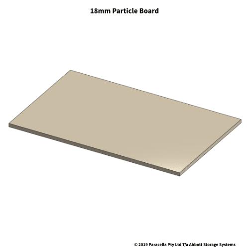 18mm Particle Board - Longspan