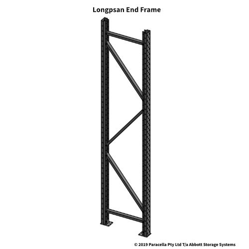 Longspan Components - End Frame