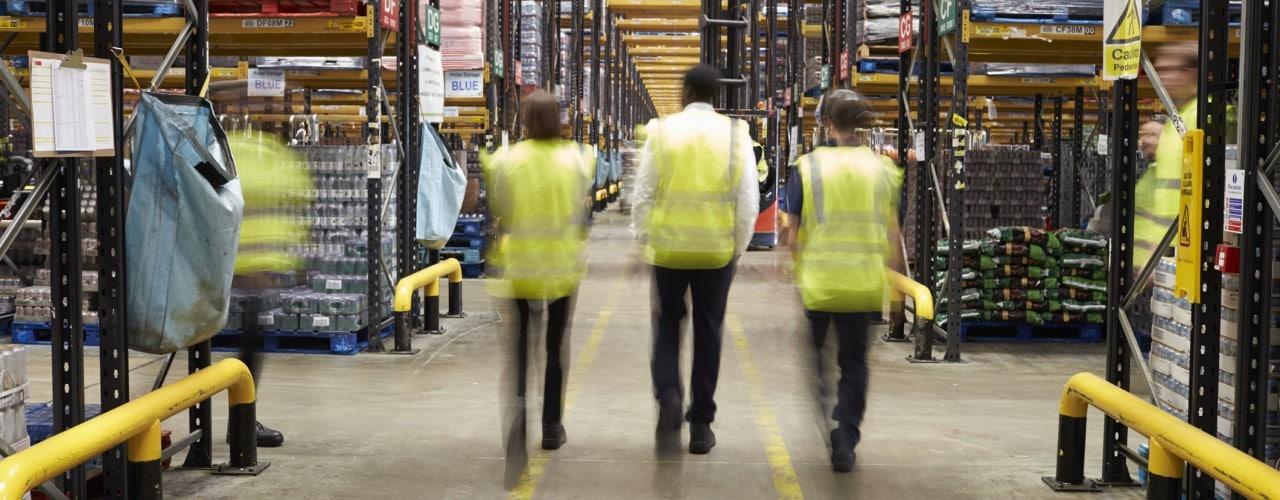 Warehouse Productivity
