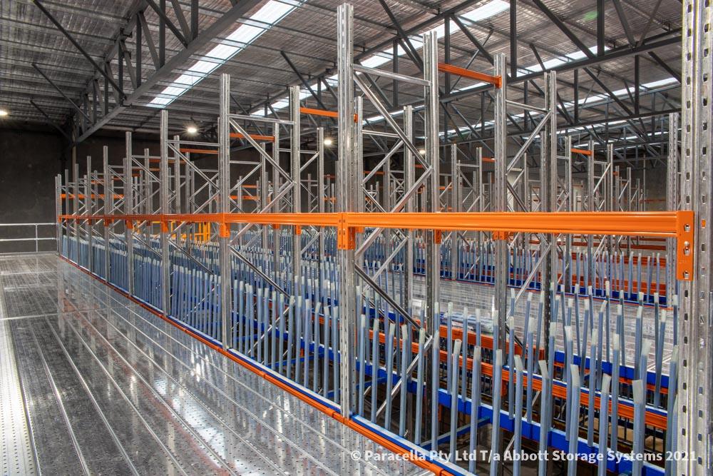 Raised Storage Area Flooring