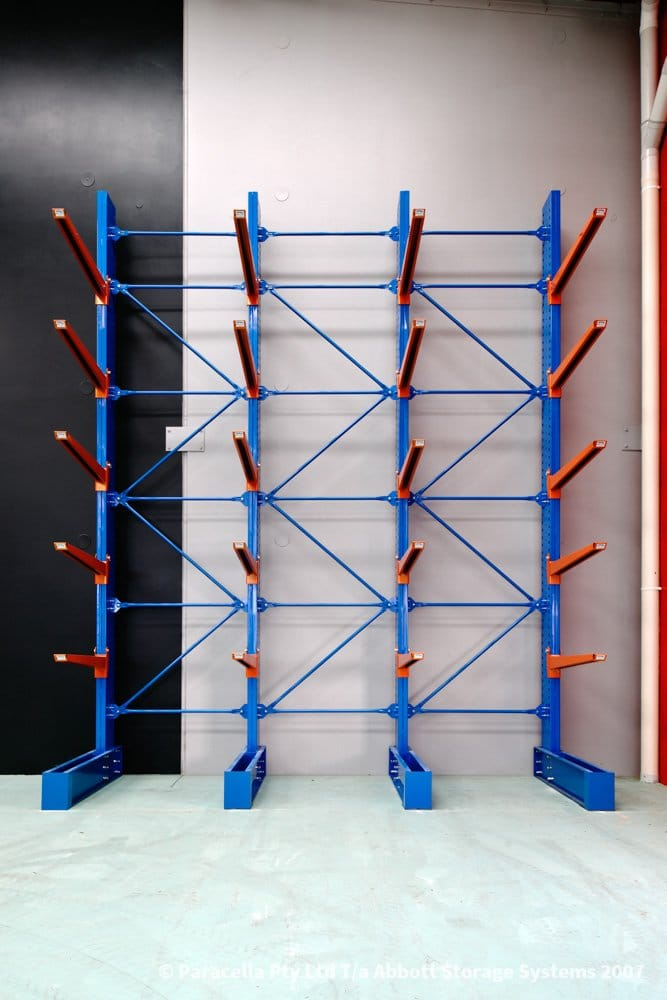 ABC Blinds - Heavy Duty Cantilever Racking