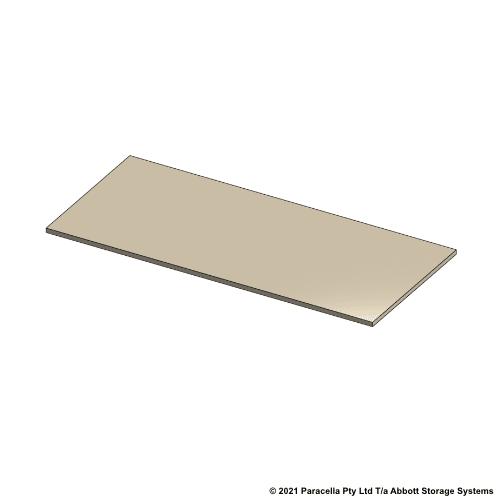 PR45610 - 18mm Shelf Board 1350mmW x 600mmD