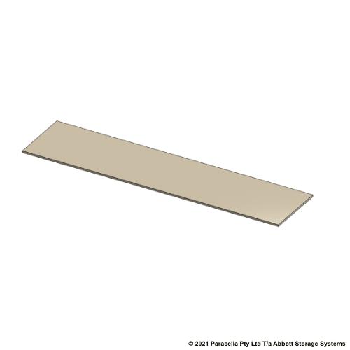 PR45650 - 18mm Shelf Board 2570mmW x 600mmD