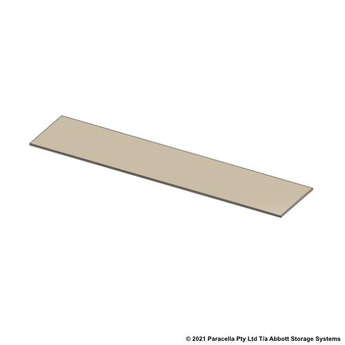PR45670 - 18mm Shelf Board 2710mmW x 600mmD