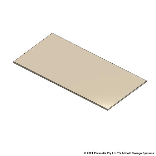 PR45690 - 18mm Shelf Board 1350mmW x 838mmD
