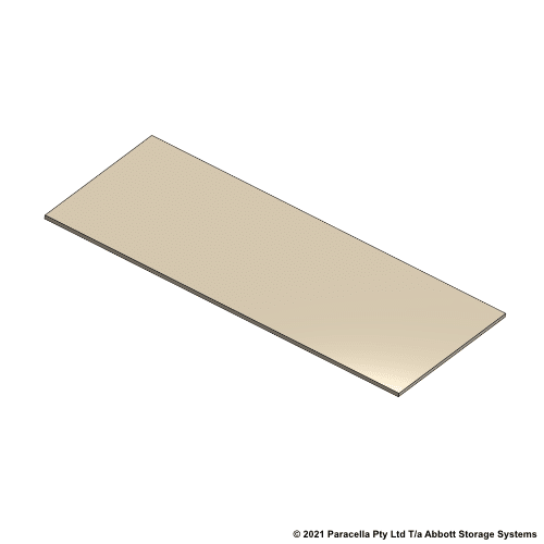 PR45710 - 18mm Shelf Board 1800mmW x 838mmD