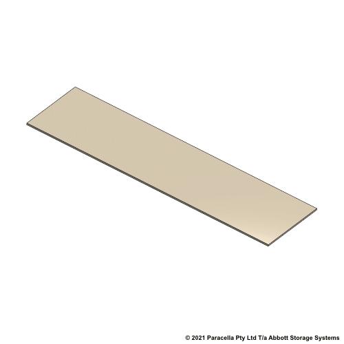 PR45750 - 18mm Shelf Board 2710mmW x 838mmD