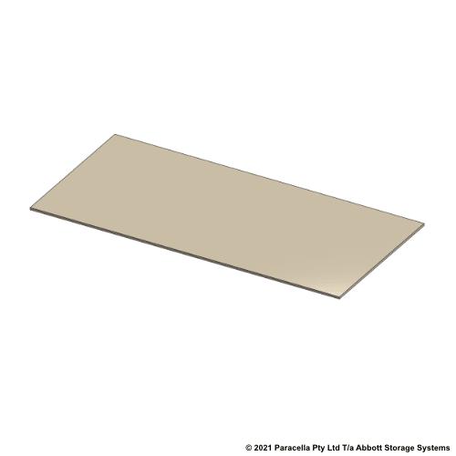 PR45810 - 18mm Shelf Board 2570mmW x 1220mmD