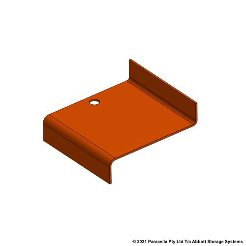 PR45910 - Z Clip Shelf Board Retainer