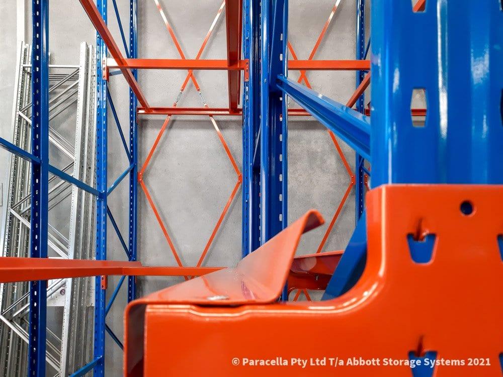 Taldara Industries - Drive In Pallet Racking - Aisle