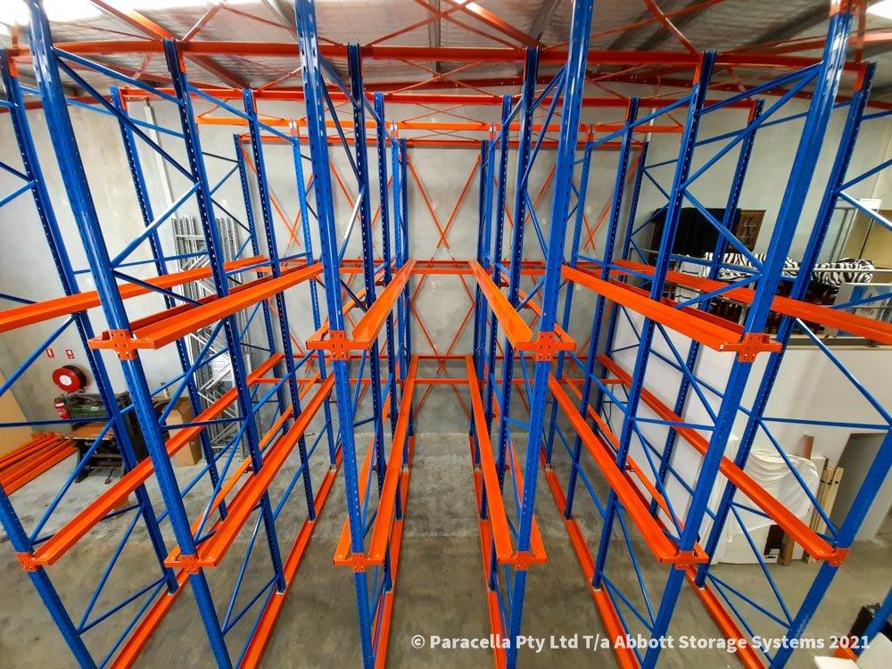 Taldara Industries - Drive In Pallet Racking