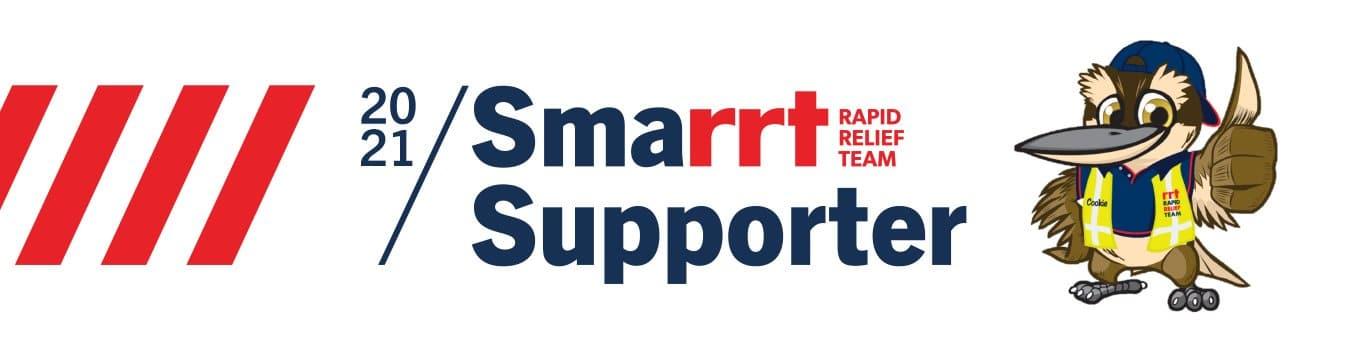 Smarrt Supporter RRT Logo
