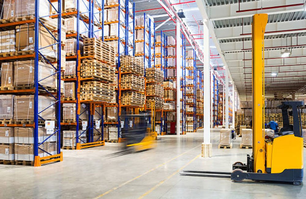Warehouse Equipment - Commercial Storage Systems