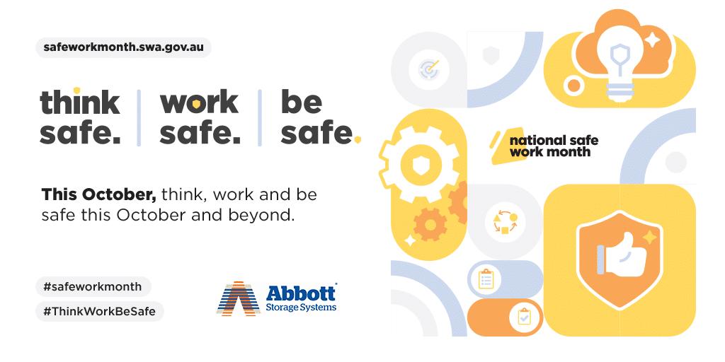 National Work Safe Month - October 2021