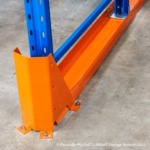 Drive-In Racking Column Guard & Guide Rail