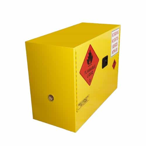 CB31200 - Flammable Storage Cabinet 100L