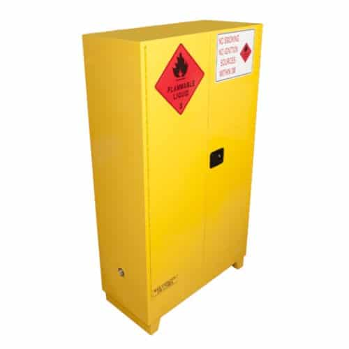 CB31400 - Flammable Storage Cabinet 250L