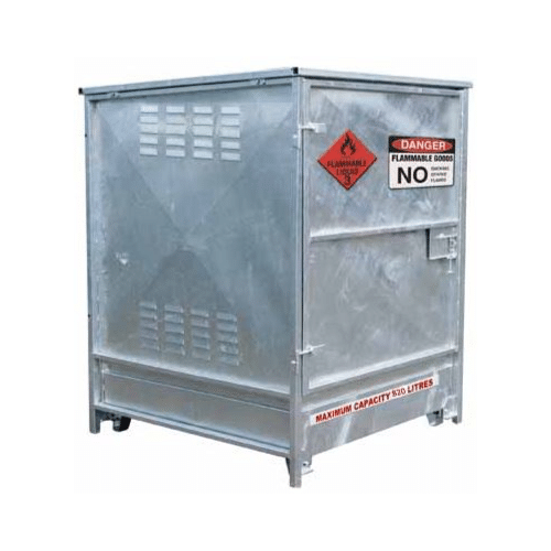 CB34500 - 820L Outdoor Metal Flammable Cabinet