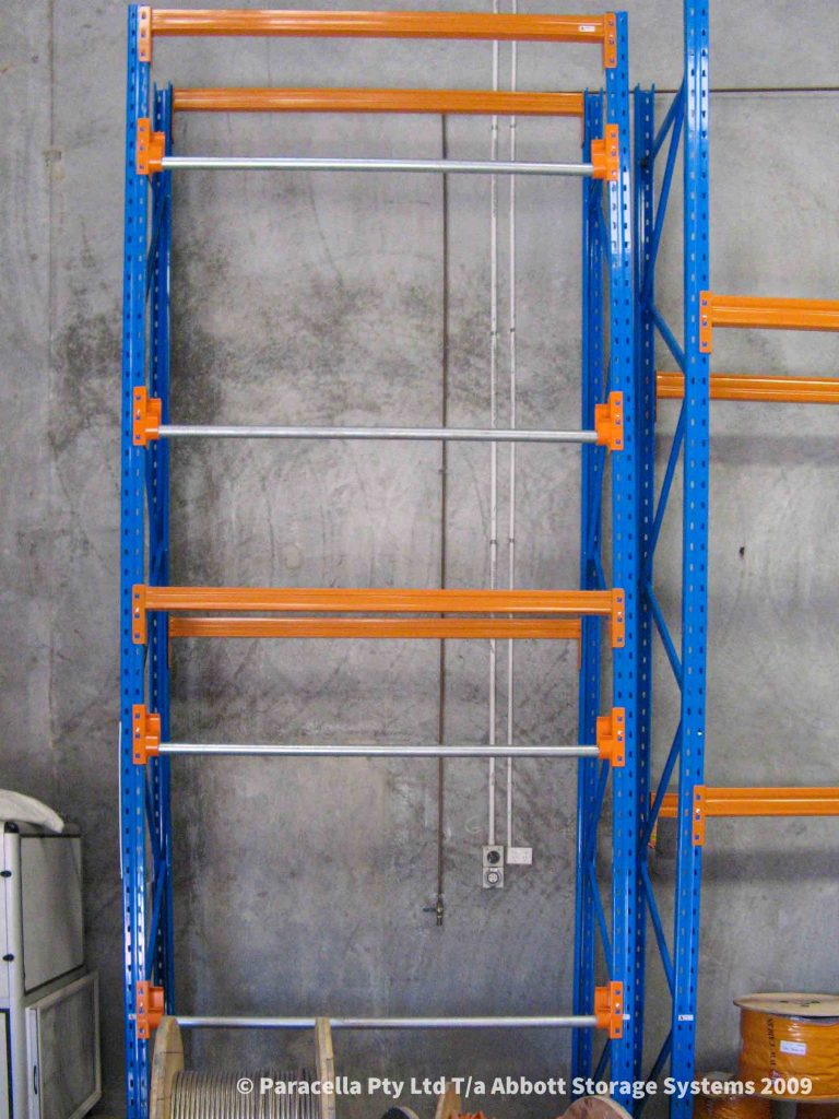Cable Racking - Selective Pallet Racking