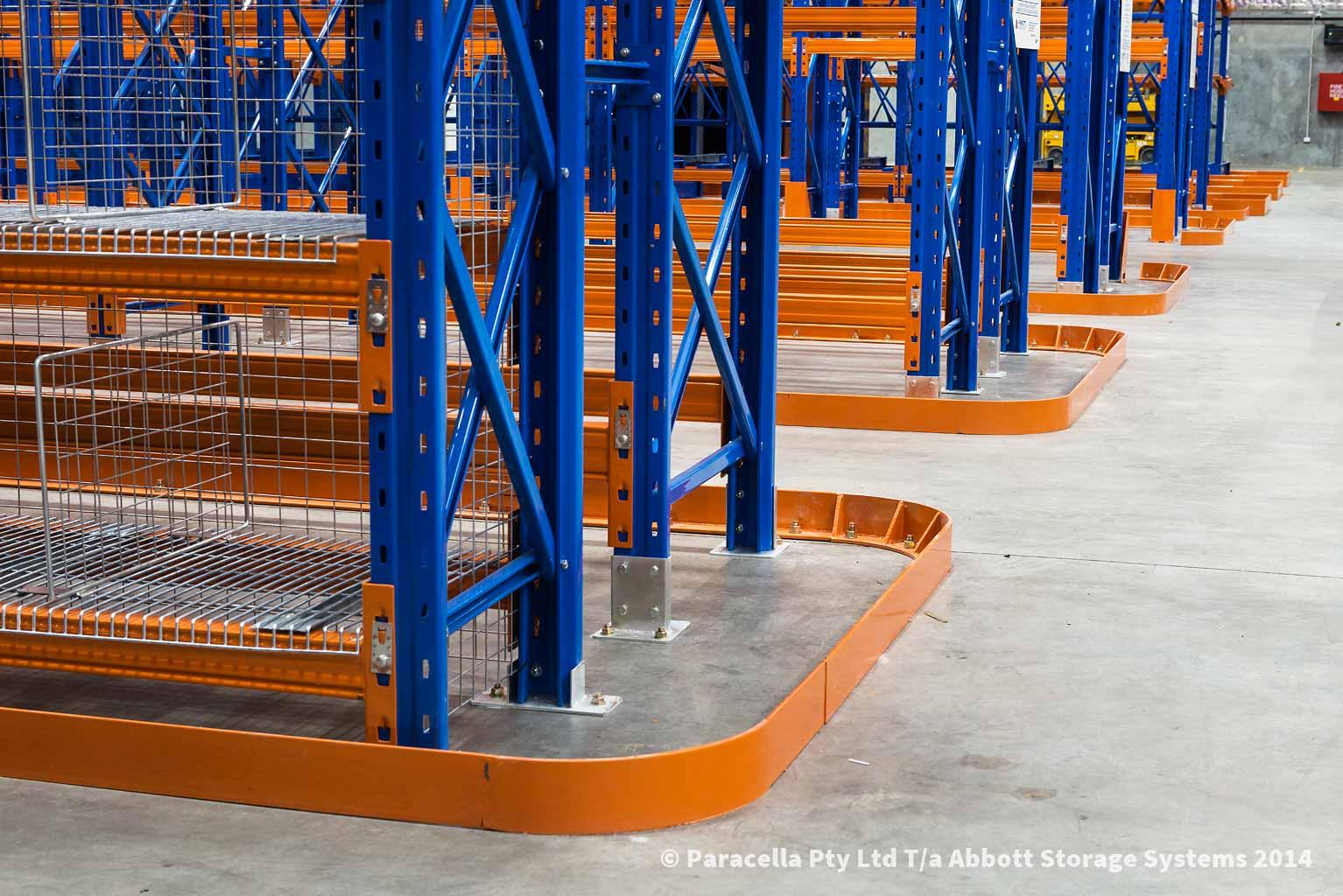 Floor Guide Rail